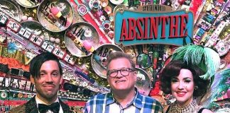 Drew Carey Attends ABSINTHE at Caesars Palace Las Vegas