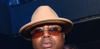 Recording Artist E-40 Takes Over TAO Nightclub in The Venetian Las Vegas