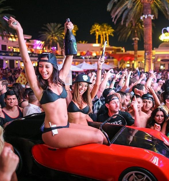 """""""Encore Beach Club at Night"""" at Wynn Las Vegas Launches with Skrillex on April 28 and Dillon Francis on April 29"""