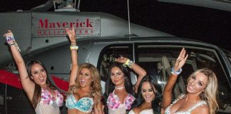Maverick Helicopters Takes Electric Daisy Carnival Las Vegas Guests to New Heights with VIP Flight Transfers