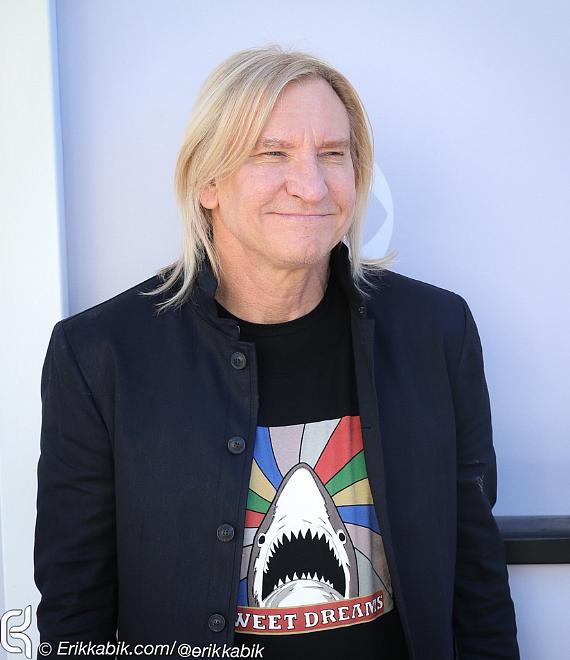 Singer-songwriter Joe Walsh of The Eagles