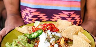 New Brunch: Unlimited Chilaquiles Bar at El Segundo SOL in Fashion Show Mall