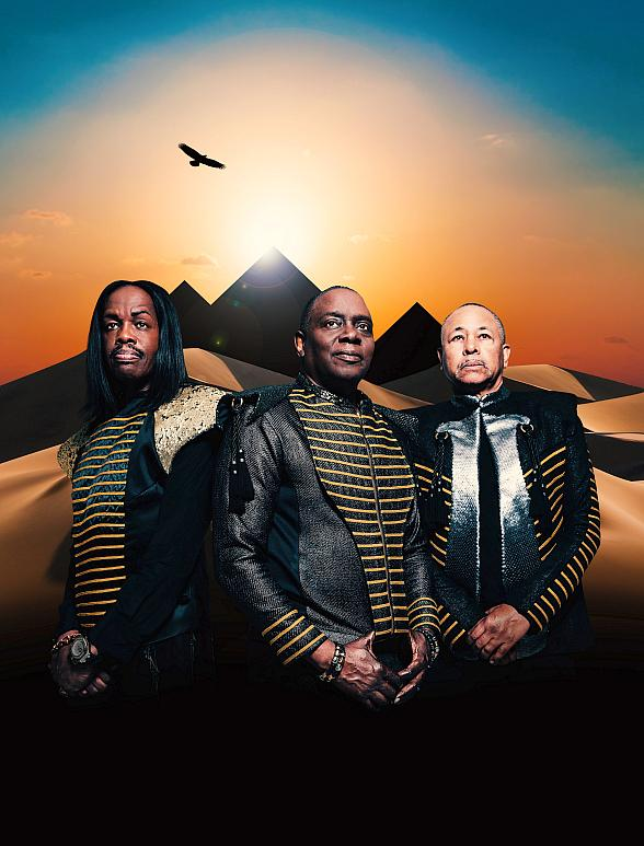Earth, Wind & Fire to Return to the Venetian Resort Las Vegas for Six-Show Limited Engagement March 20 – 30, 2019