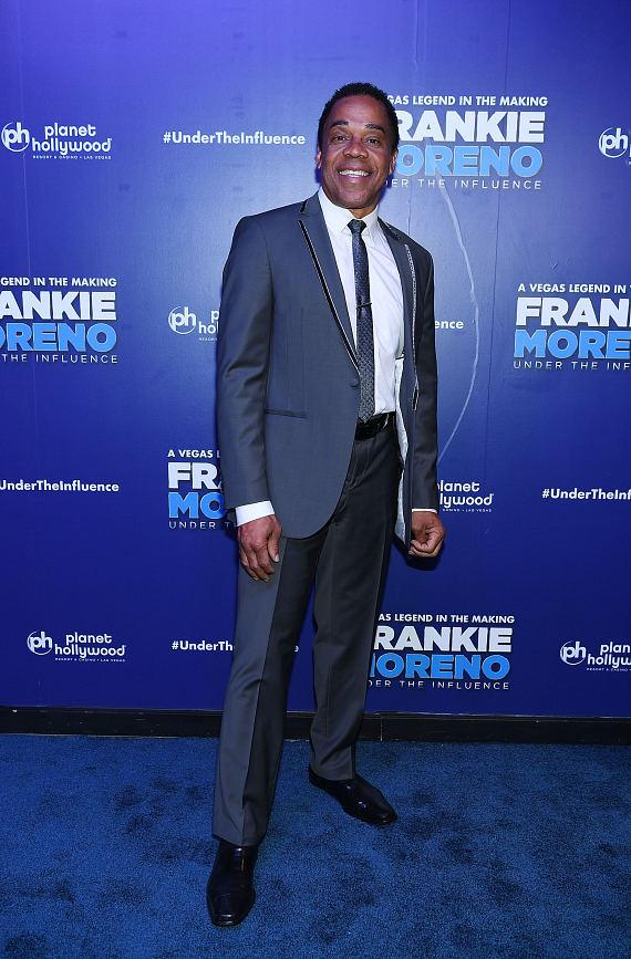 Earl Turner at Opening Night of FRANKIE MORENO – UNDER THE INFLUENCE at Planet Hollywood Resort & Casino