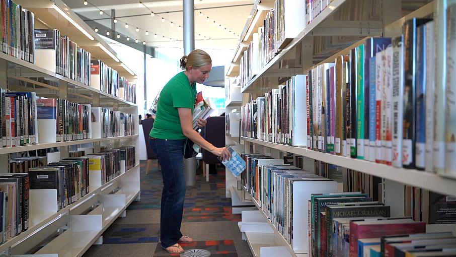 The Library District Fully Opens Services & Browsing While Maintaining Social Distancing Guidelines & Safety Measures