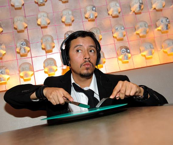 Efren Ramirez at Dos Caminos for Cinco de Mayo 2010