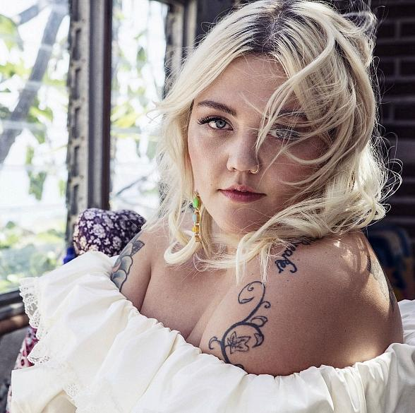 Grammy-Nominated Singer Elle King Performs Her Blend of Country, Soul, Rock, and Blues at the Henderson Pavilion on May 31