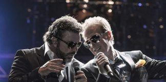 Emmanuel & Mijares to Perform at The Axis Powered By Monster at Planet Hollywood Sept. 14