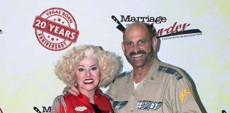"Iconic Vegas Dinner Show ""Marriage Can Be Murder"" Celebrates 20 Killer Years"