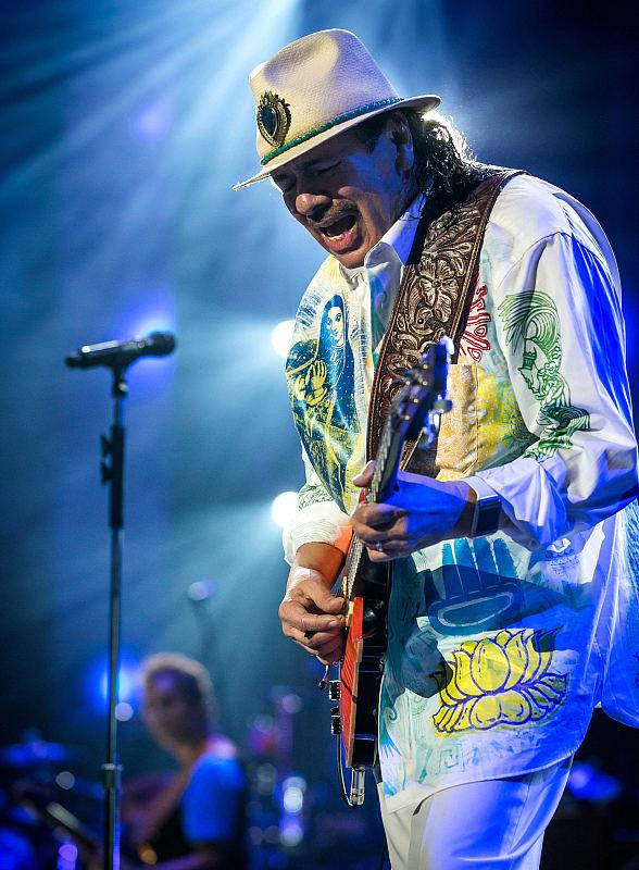 Guitar Legend Carlos Santana to Continue His Successful Run at House of Blues into Fall 2019