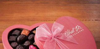 Ethel M Chocolates Celebrates the Sweetest Day Of The Year with 2013 Valentine's Collection