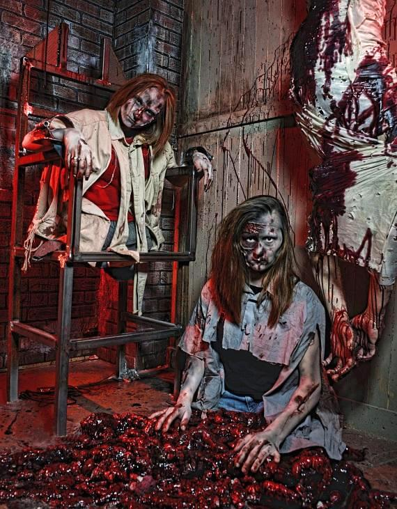 Fright Dome owner Jason Egan is looking to fill more than 400 positions for this season