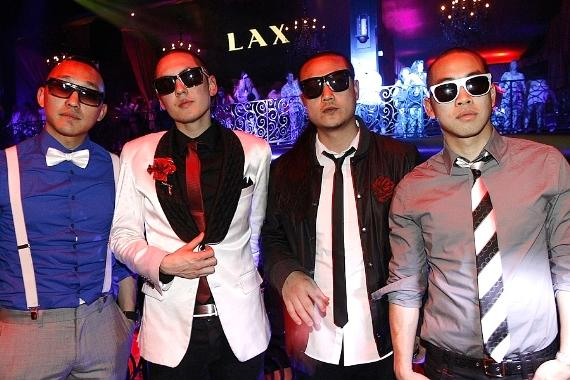 Far East Movement at LAX Nightclub