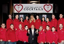 'Meet The Masters Wine Dinner' to Kick Off 'For The Love Of Cocktails' Three-day Mixology Festival Feb. 12