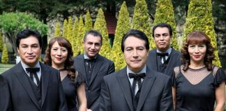 """Los Ángeles Azules to Perform at Mandalay Bay Beach's """"Concerts on the Beach"""" Series in Las Vegas Sept. 21"""