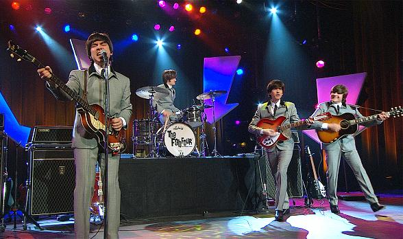 """The Fab Four­ The Ultimate Tribute"" Brings Beatlemania to the Suncoast Showroom Dec. 26-27"