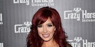 Reality Television Star Farrah Abraham Hosts VIP Back Door Key Party at Crazy Horse III in Las Vegas