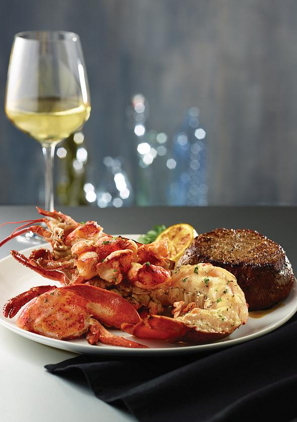 Del Frisco's Double Eagle Steak House Las Vegas to offer $79 Filet Mignon and Lobster Tail special to ring in the New Year