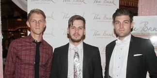 Foster the People at The Bank Nightclub in Las Vegas