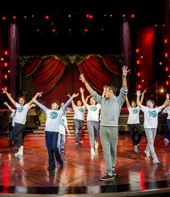 'BAZ - Star Crossed Love' Cast to Participate in the Positively Arts Foundation's 'Get Launched Vegas' Program at The Palazzo Las Vegas March 26 and April 23