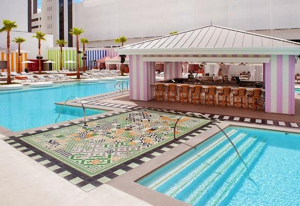Foxtail Pool Club Introduces Extraordinary Dayclub Experience with Epic Grand Opening Weekend at SLS Las Vegas April 24 -26