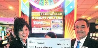 Fremont Hotel and Casino Guest Hits Jackpot Totaling More Than $1 Million Playing IGT's Wheel of Fortune Slots