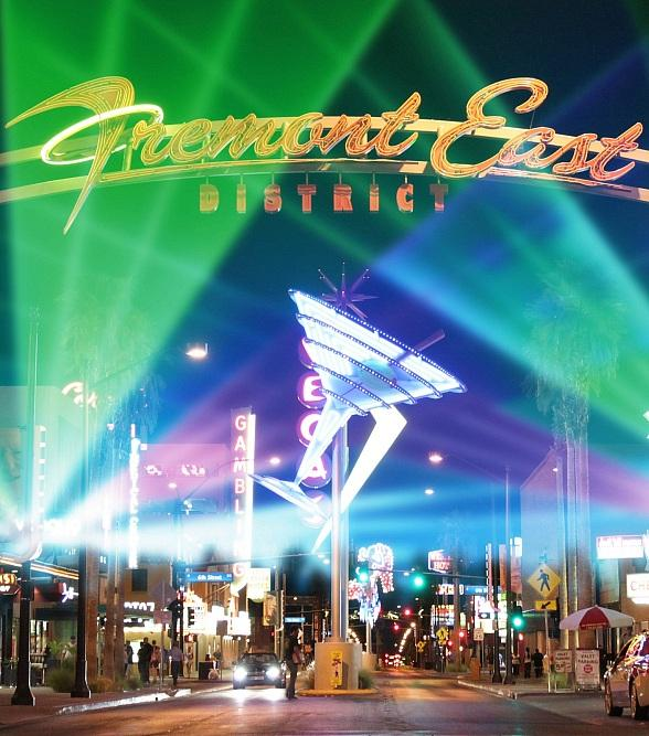 Wednesdays Downtown at Fremont East Entertainment District May 14