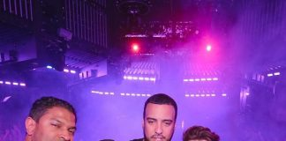 French Montana, Cash Cash and Pentatonix at Marquee Saturday
