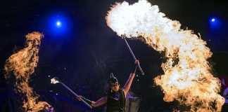 """""""Inferno,"""" The Fire Spectacular, Brings the Heat to Paris Las Vegas"""