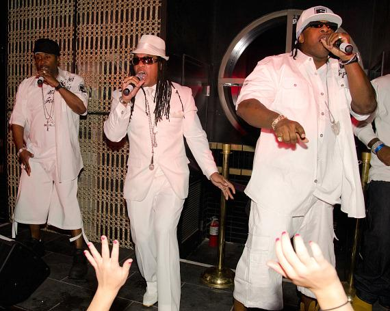 Furious 5 performs at LAVO