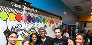 AT&T Launches Believe Las Vegas Initiative to Help Homeless Youth
