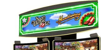 Scientific Games Launches 'Munchkinland,' The Newest Title In The Successful 'The Wizard Of Oz' Series Of Slot Games