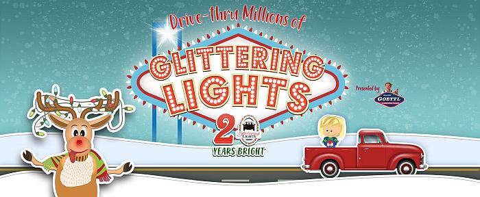 Christmas in July: Glittering Lights Launches 2020 Ticket Sales