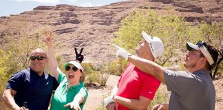 The 6th Annual Golf 4 The Kids Tournament is April 30, 2018 at Red Rock Country Club