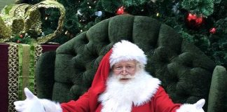 Galleria at Sunset To Welcome Santa Claus Nov. 10 with Photo Opportunities for Children and Pets All Holiday Season