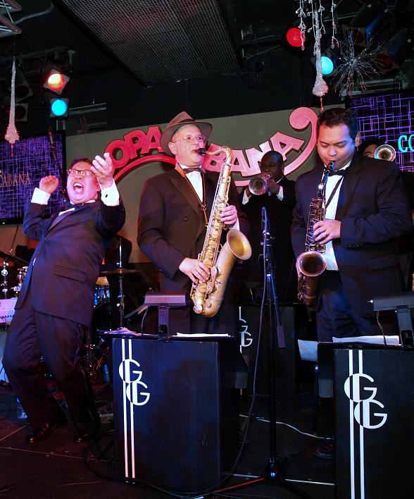 The George Gee Swing Orchestra Returns to the Suncoast Showroom this Independence Day