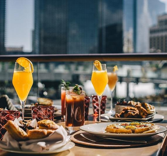GIADA at The Cromwell Las Vegas Now Serving Brunch
