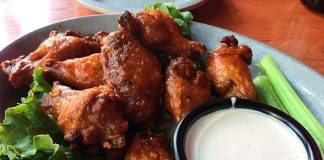 Gilley's Wings