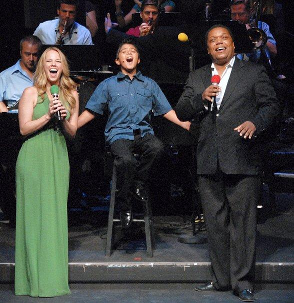Las Vegas Entertainers Unite with Theatrical Concert of the Original Musical