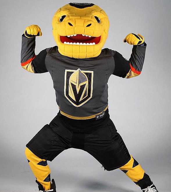 Vegas Golden Knight's Mascot 'Chance' to Make Appearance at Grand Opening of Walker Furniture's New Henderson Sept. 22