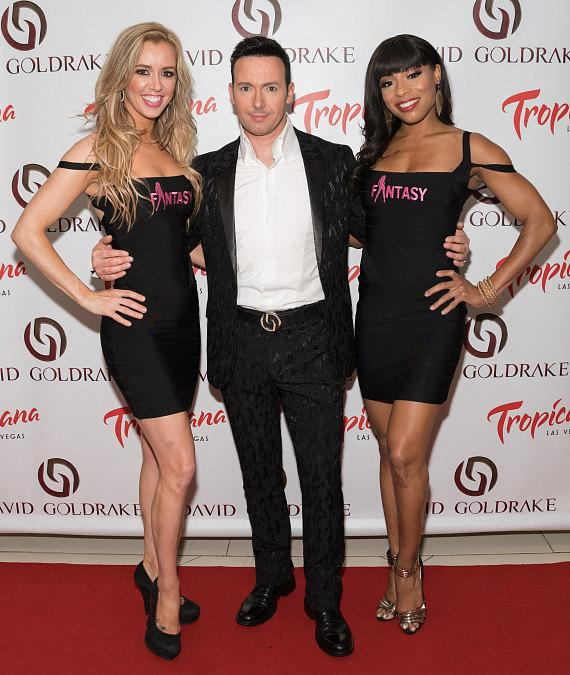 Grand Illusionist David Goldrake Welcomes Star-Studded Crowd for Premiere at Tropicana Las Vegas