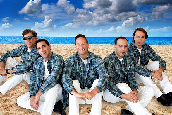 """The Beach Boys Tribute Band """"Good Vibrations"""" and Neil Diamond Tribute Artist Jay White Perform at Suncoast in February"""