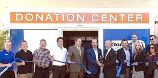 Partnership with Bank of America Opens Five New Goodwill Donation Locations