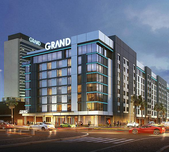 The Downtown Grand Hotel & Casino Las Vegas Announces Expansion of the Resort Property to Over 1000 Rooms with New Hotel Tower