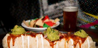 "Expose Yourself to the New ""Rock Out With Your Guac Out"" Burrito Challenge and ""Hump Day Hot Dogs"" at Rockhouse Las Vegas"