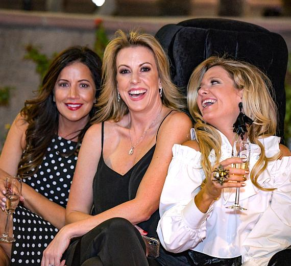Guests enjoy 2018 style with a cause