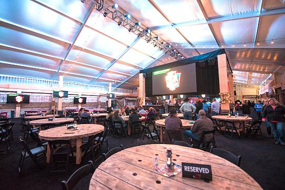 Guests Enjoy NFR Viewing Parties in the DLVEC
