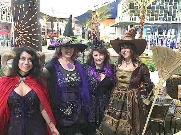 HELP of Southern Nevada to Host 3rd Annual 'Night of the Witches' Event at Grape Street Café and Wine Bar, Oct. 30, 2019