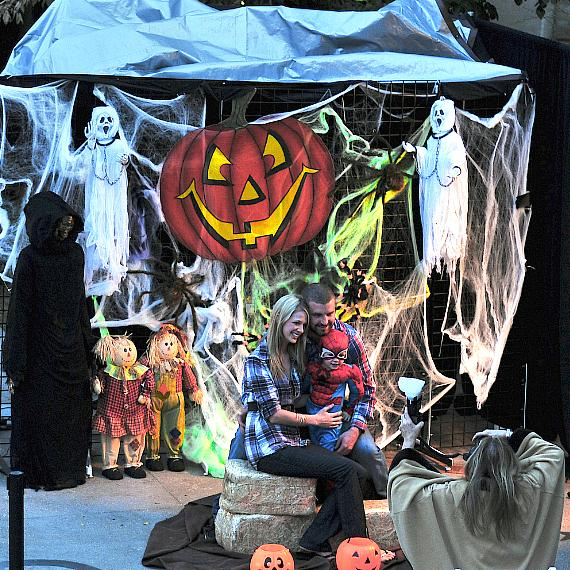 Springs Preserve Scares up Spooktacular Family Fun at Haunted Harvest - Friday, Saturday, Sunday Evenings Oct. 12-14, 19-21 and 26-28