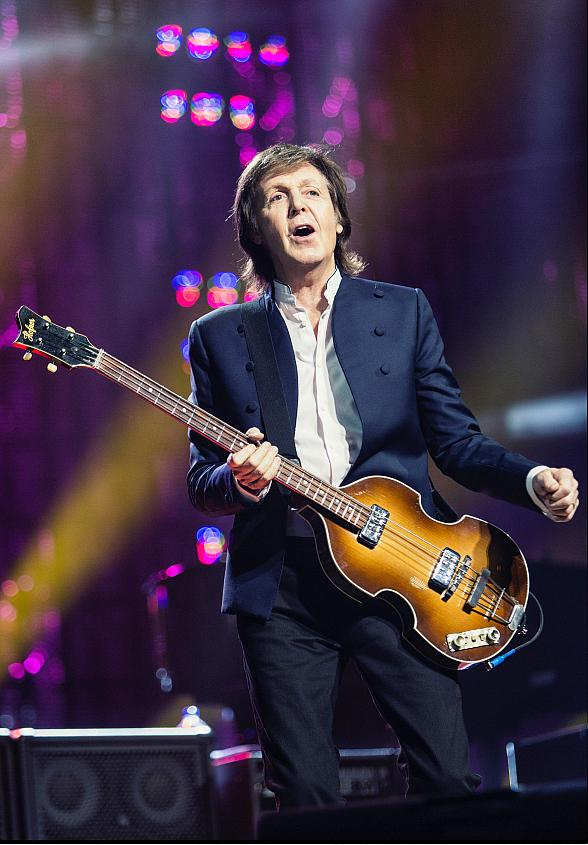 Paul McCartney Brings 'FRESHEN UP' U.S. Tour 2019 to T-Mobile Arena June 29